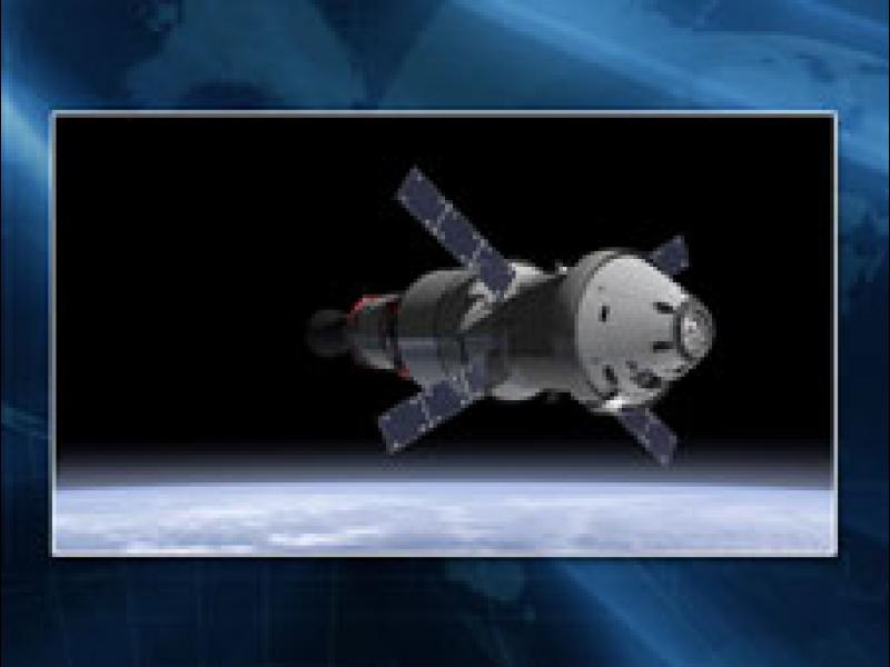 Nasa Orion Orion Service Module B...