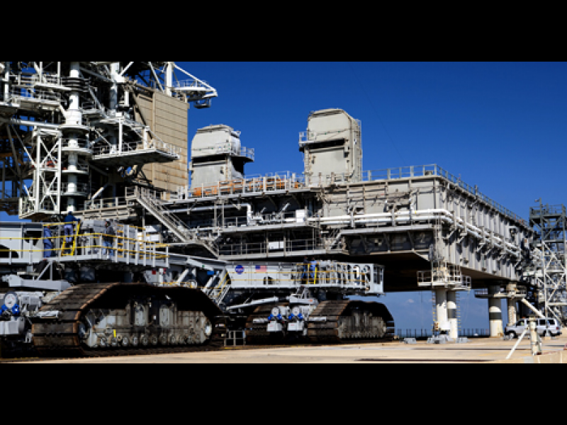 NASA Crawler Upgrade (page 3) - Pics about space