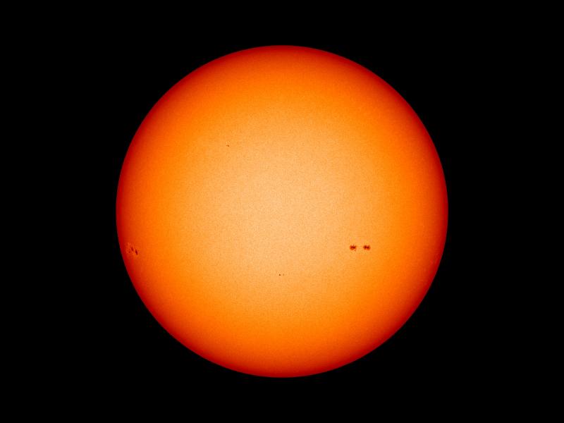 Quiet Interlude in Solar Max | NASA