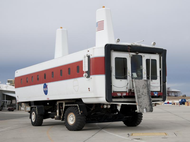 space crew transit vehicle - photo #13