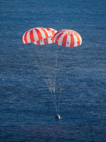 raft parachute nasa - photo #9