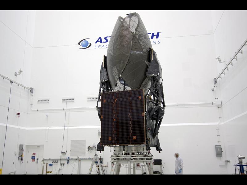 TDRS-K Offers Upgrade to Vital Communications Net   NASA
