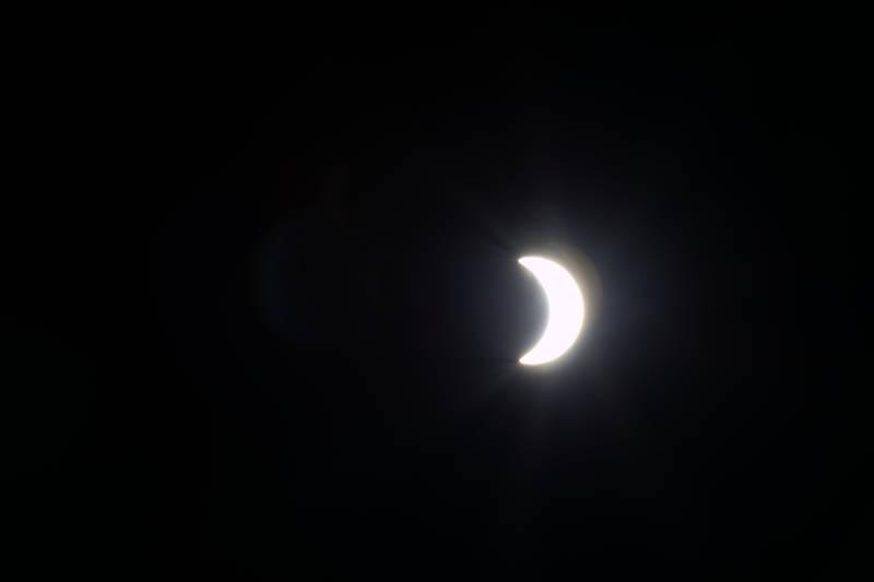 lunar eclipse space station - photo #23