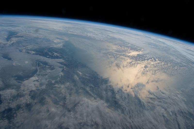Earth's Changing Vistas   NASA