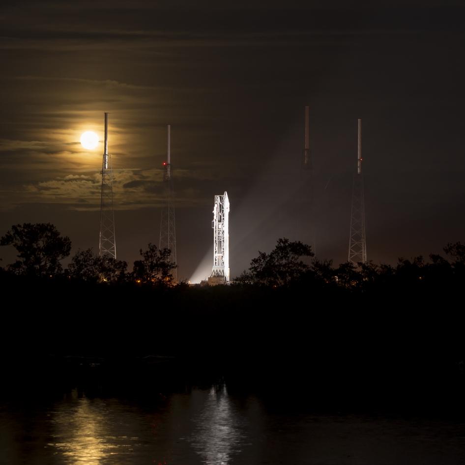 Night Before Launch of Mars-Bound MAVEN Spacecraft | NASA