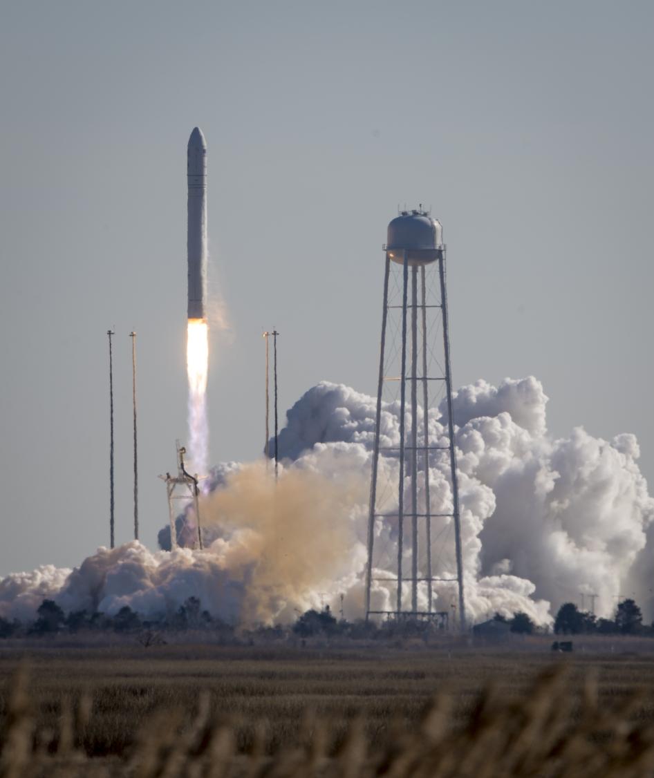 Orbital-1 Antares Launch | NASA