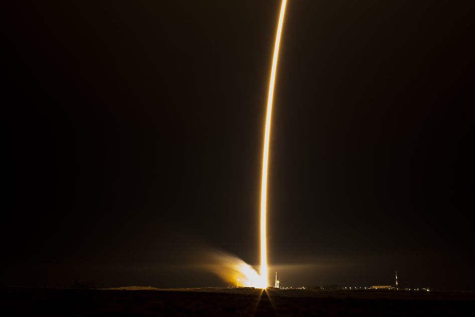 Expedition 42 Launches to the International Space Station