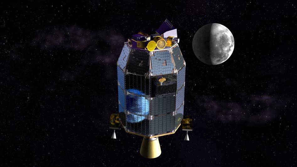 NASA Ladee Acd13-0101-001