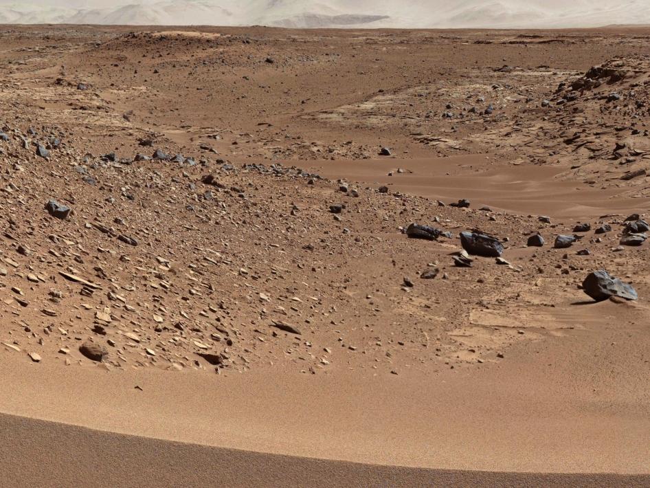 Go West, Young Rover   NASA
