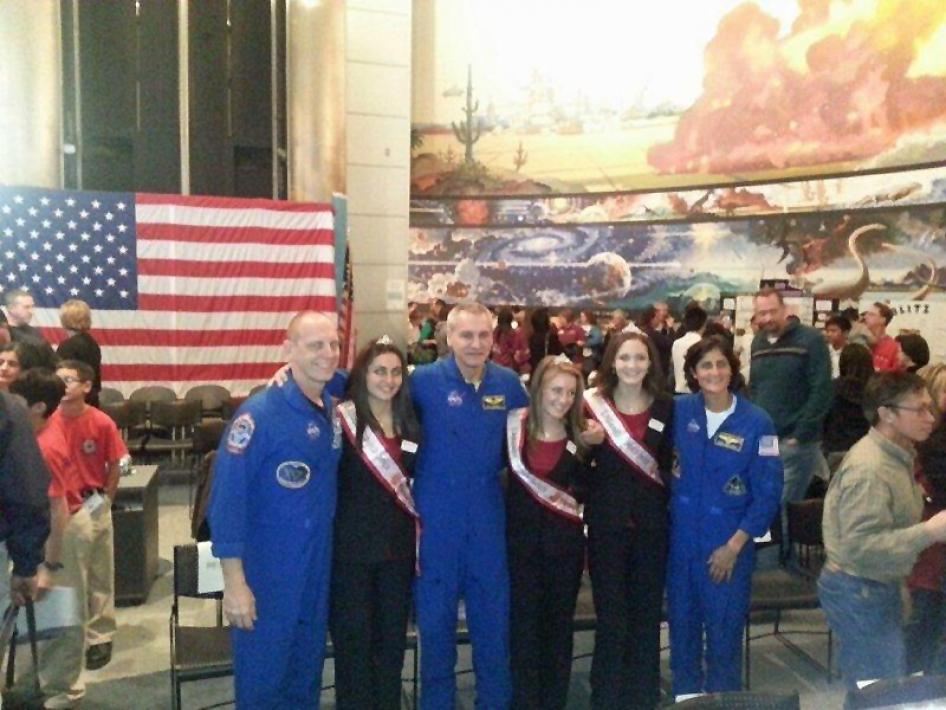 Fiesta Bowl Honeywell Aerospace Challenge Nasa