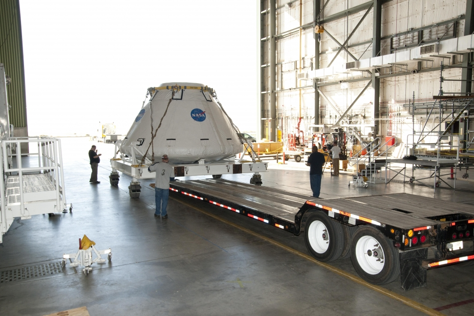 nasa crew transfer vehicle - photo #25