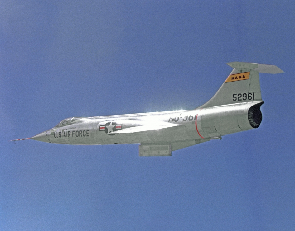 F-104 Starfighter NASA - Pics about space