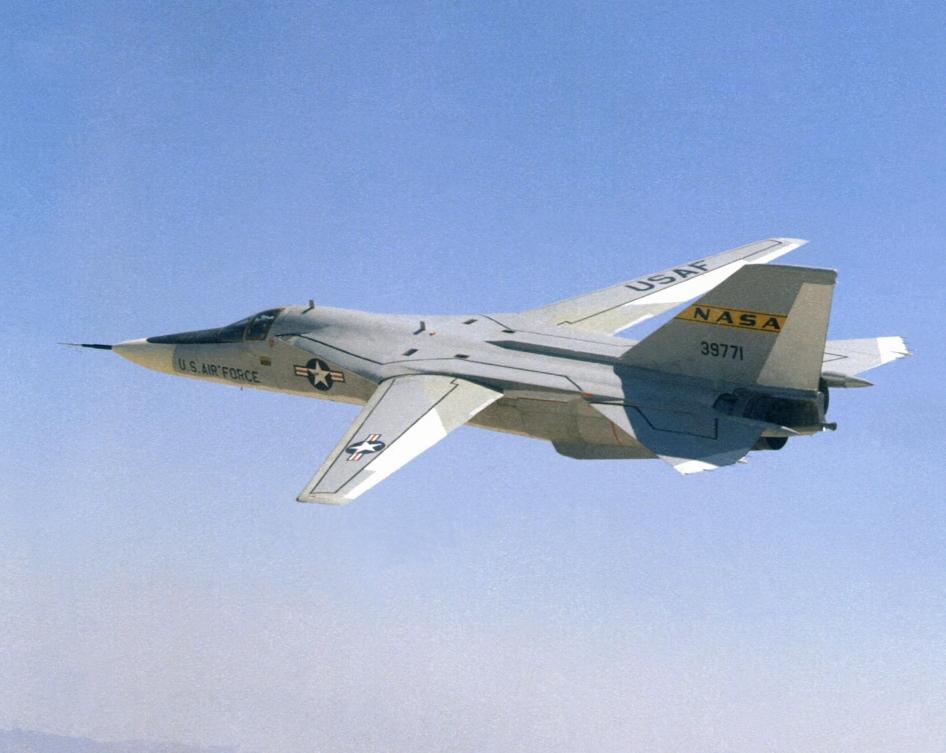 F-111A Aardvark | NASA