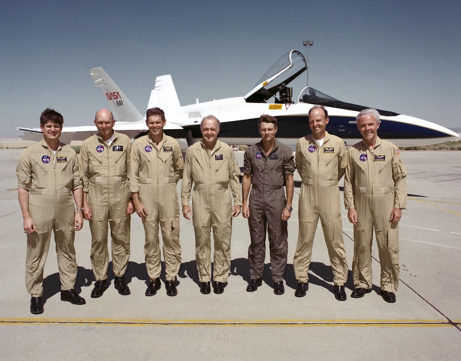 usa nasa pilots - photo #5