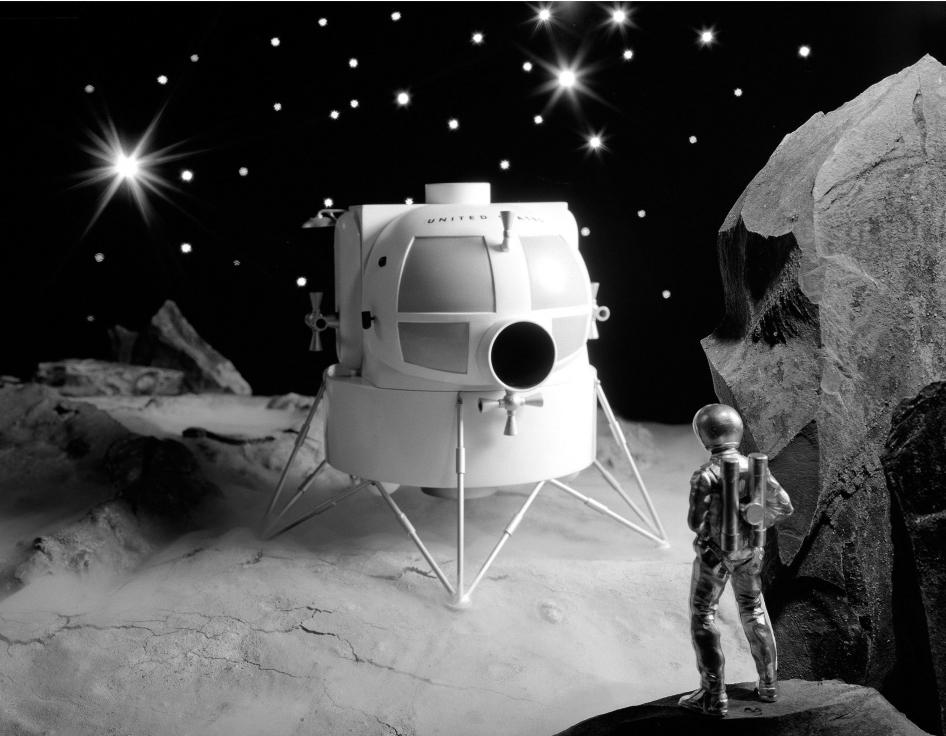 Lunar Lander Model | NASA