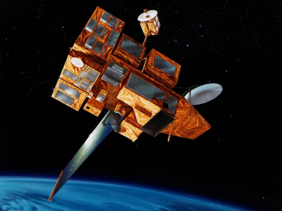 SeaWinds on ADEOS II | NASA