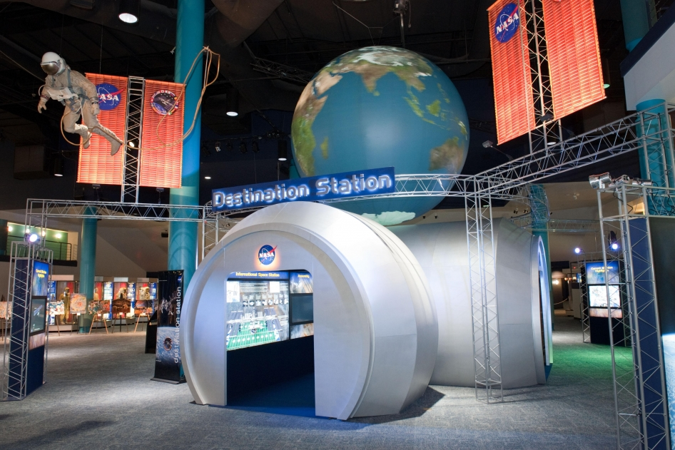 Destination Station Display