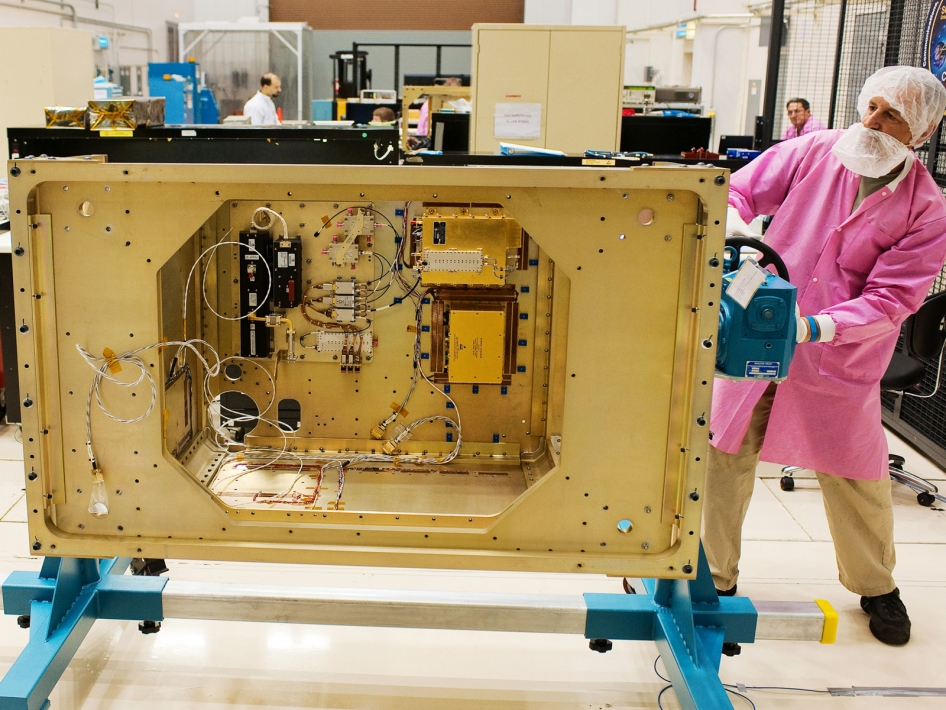 NASA's Space Communications Testbed