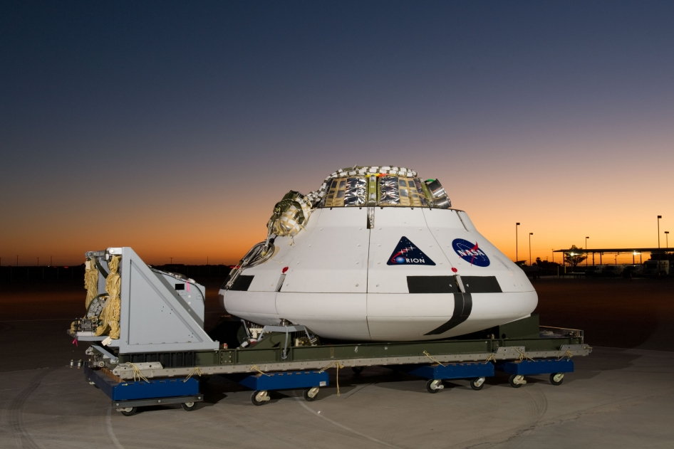 nasa crew transfer vehicle - photo #14