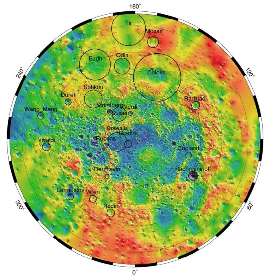 topographic map of earth nasa - photo #30