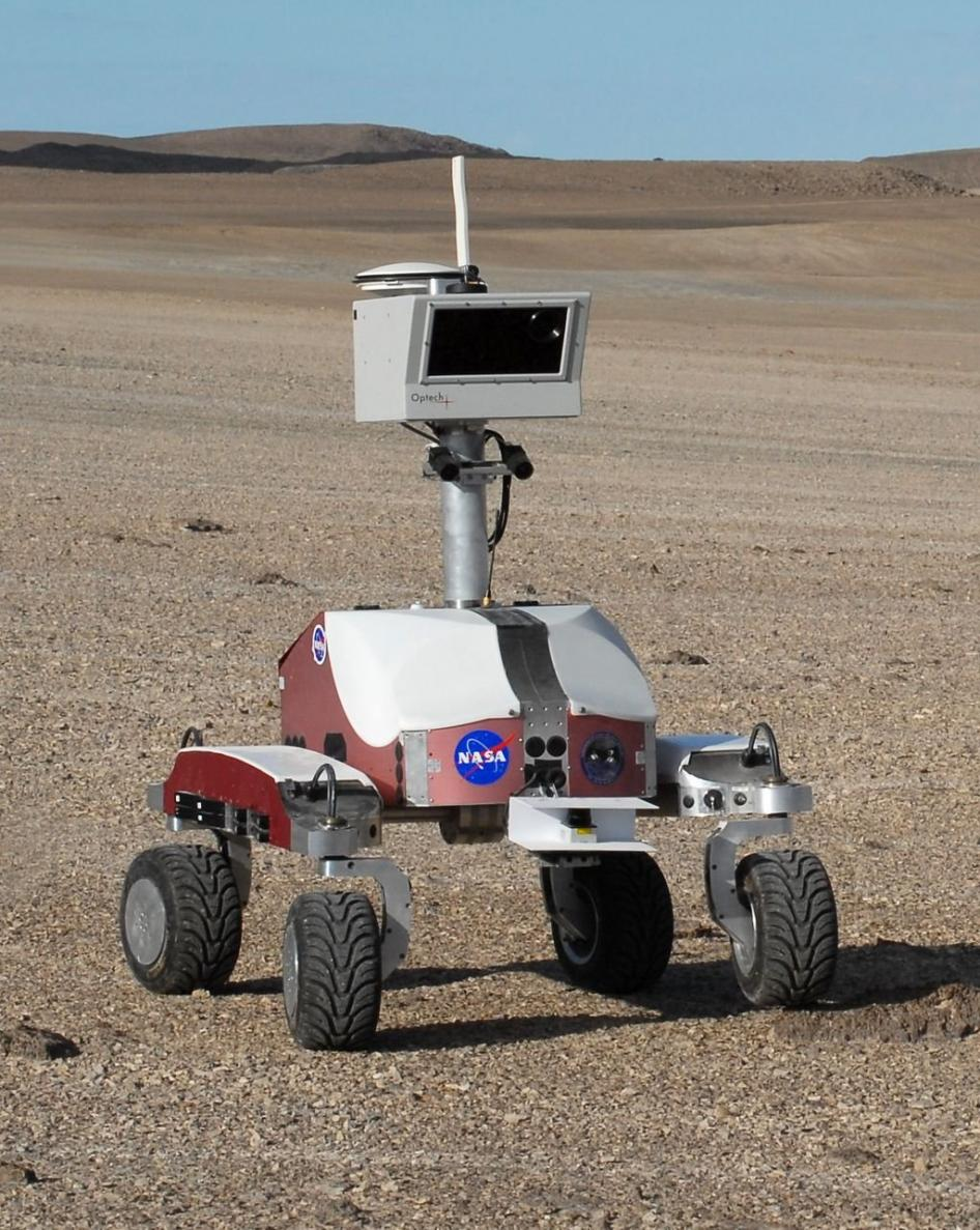 K10 Rover Tests