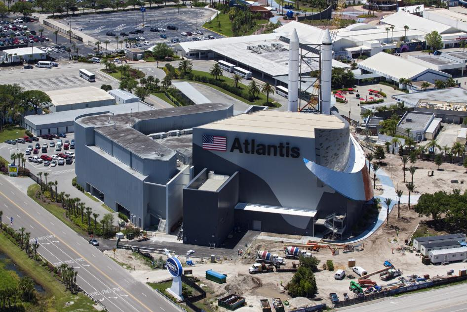 Atlantis' New Home