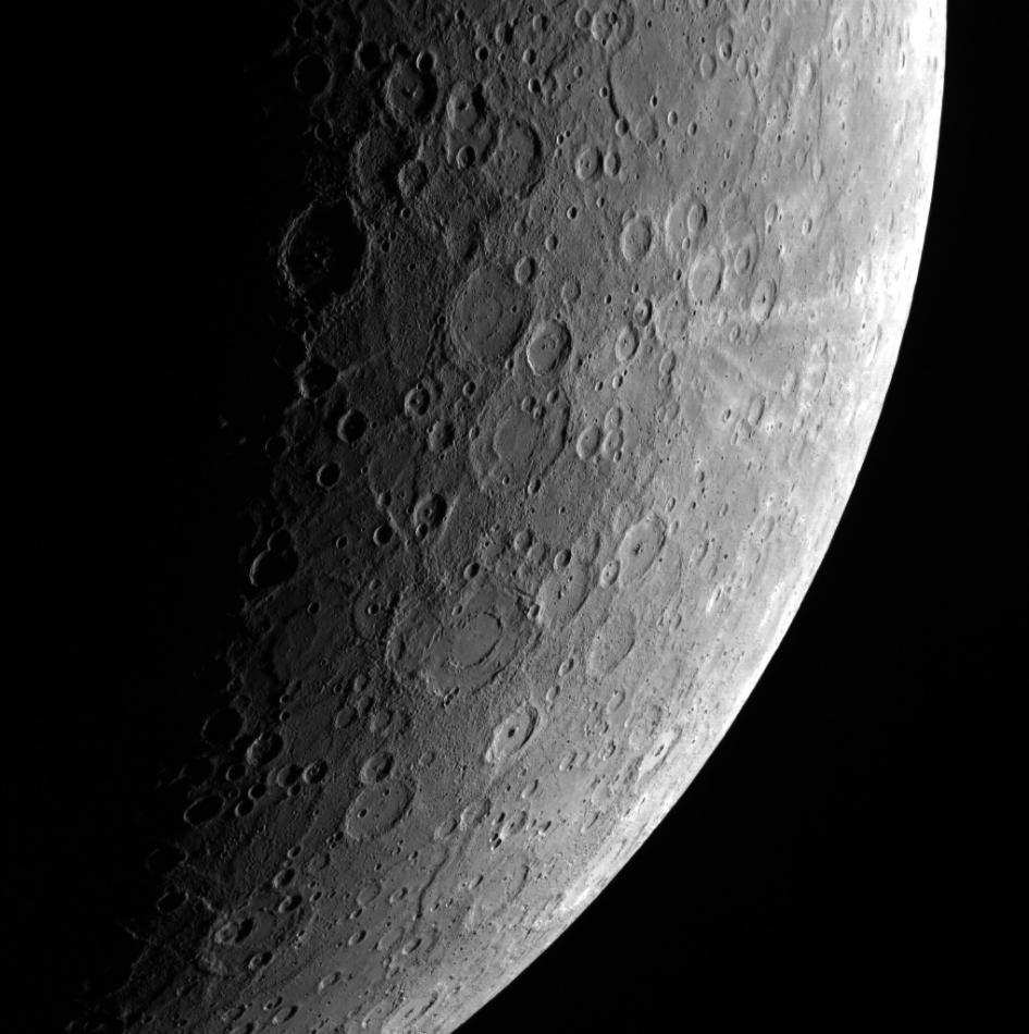 mercury pictures from nasa - photo #24