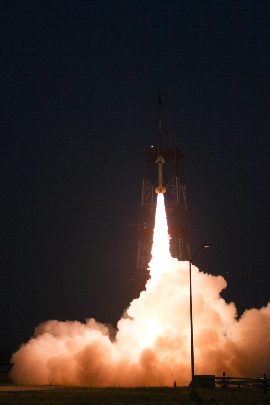 Suborbital Rocket Launches From NASA's Wallops Flight ...