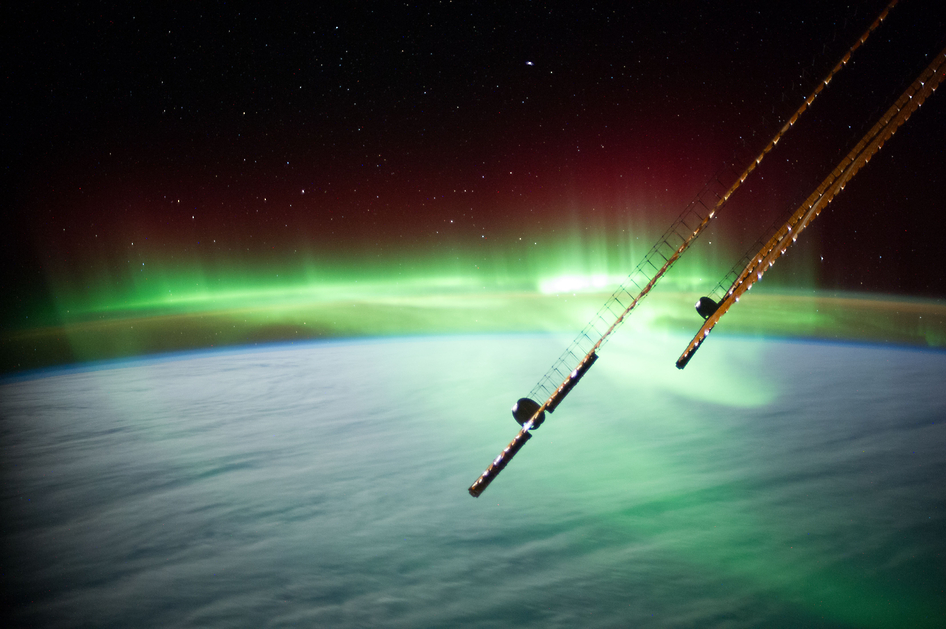 Aurora Seen From Space Station | NASA
