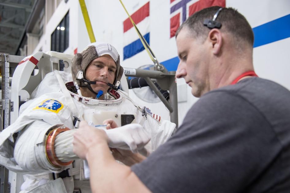 NASA astronaut Reid Wiseman   NASA