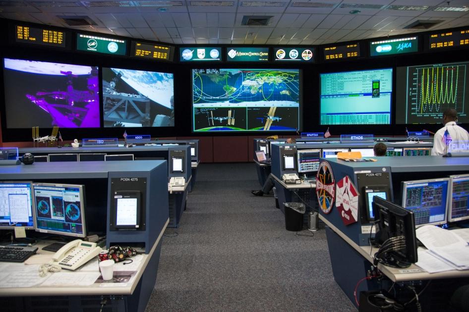 nasa space controls - photo #21