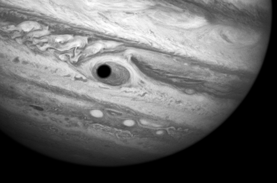 Spooky Shadow Gives Jupiter a Giant Eye | NASA