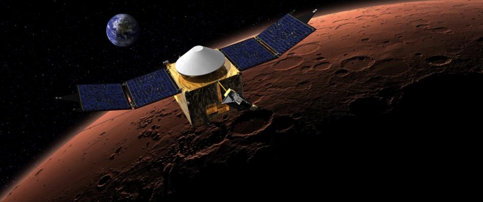 MAVEN to Mars | NASA