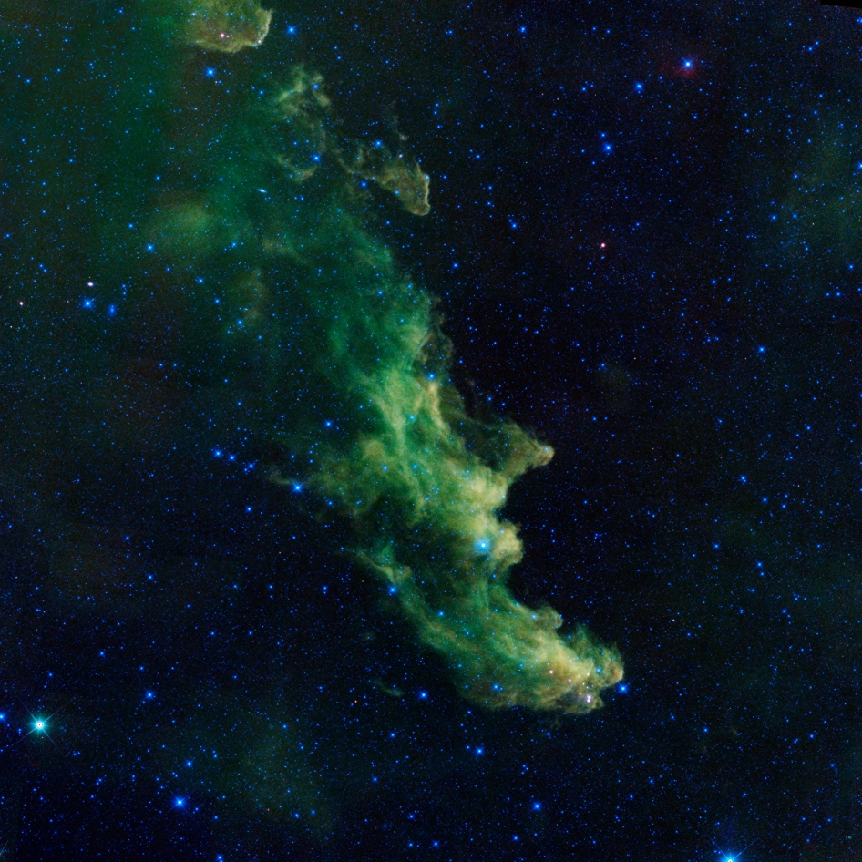 Witches head nebula