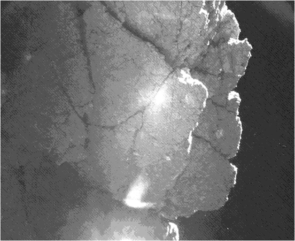 philae comet lander nasa - photo #6