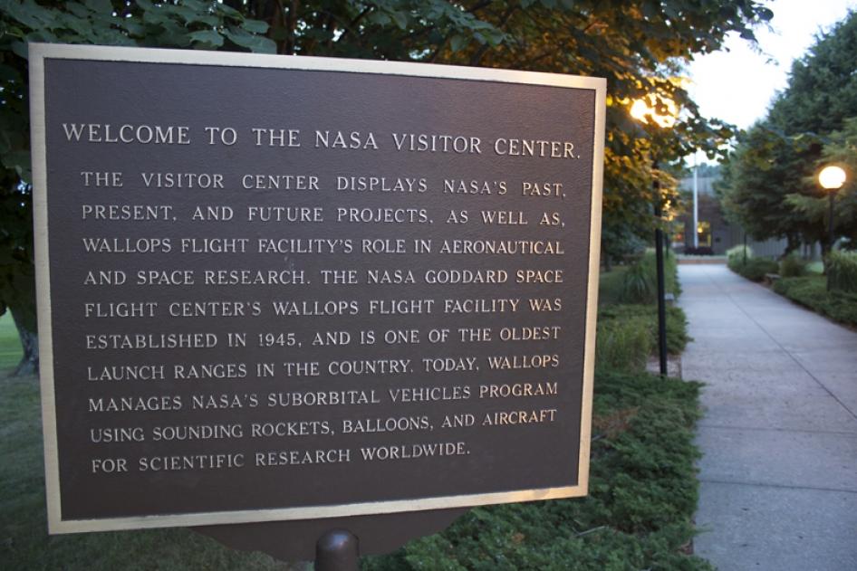 nasa wallops visitor center - photo #15