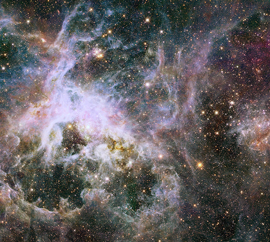 NASA Introduces New Wider Set of Eyes on the Universe NASA