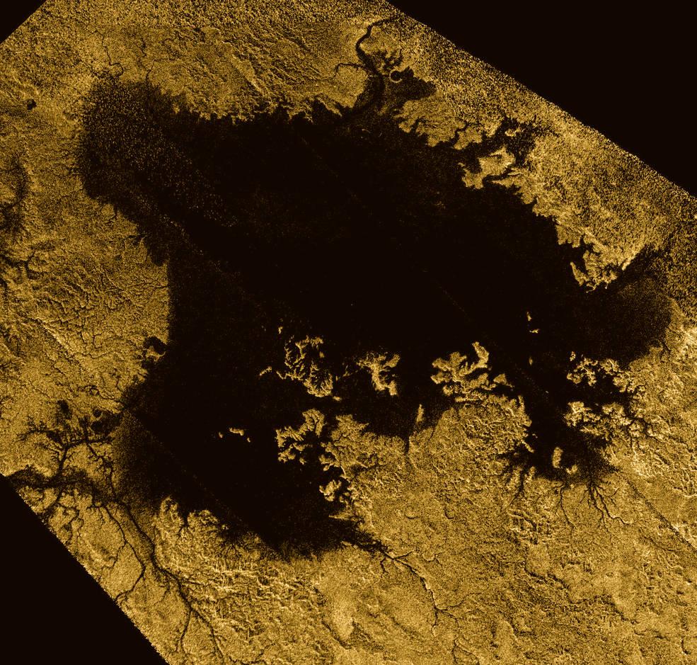 Cassini Finds Saturn Moon Has 'Sea Level' Like Earth 751568main_pia17031b-full_full