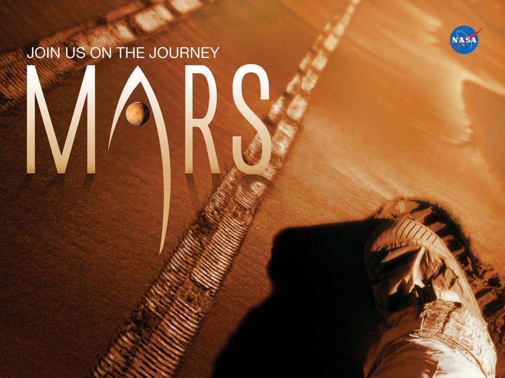 NASA's Journey to Mars #NextGiantLeap