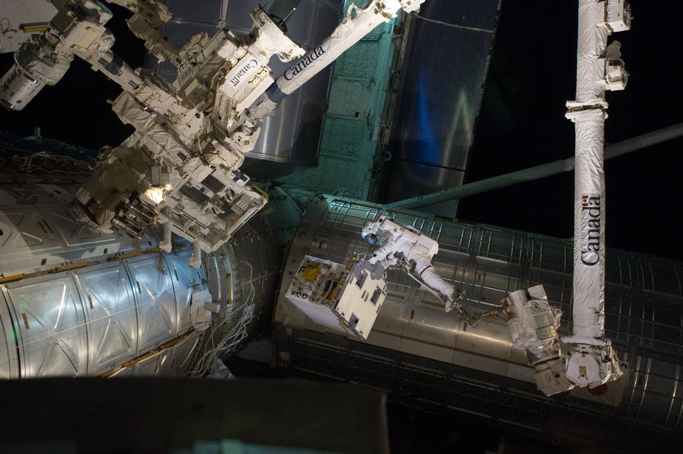 Robotic Refueling Mission Departs Space Station | NASA