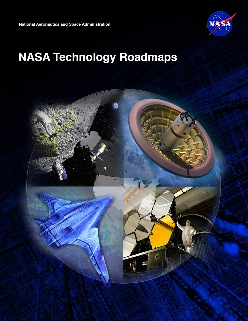 nasa unveils latest technology roadmaps for future agency. Black Bedroom Furniture Sets. Home Design Ideas