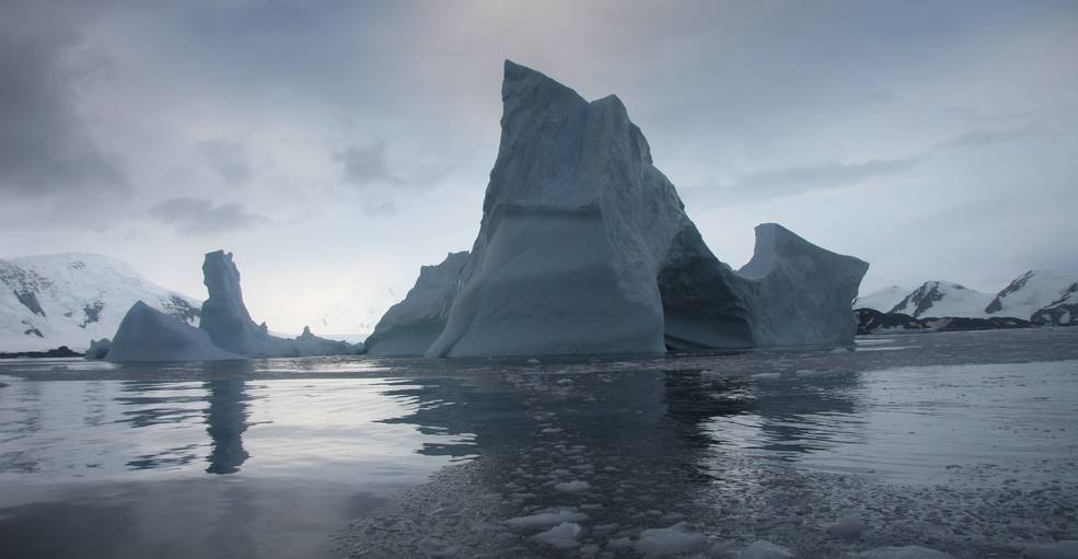 Antarctica's Larsen B Ice Shelf