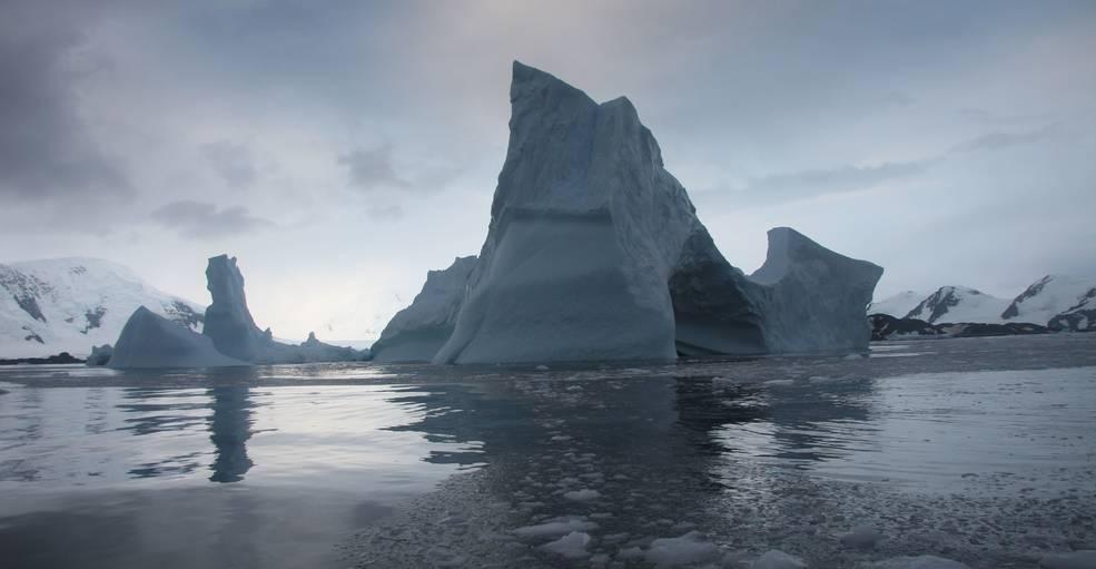 Antarctica's Larsen B Ice Shelf