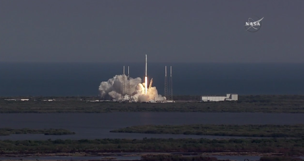SpaceX CRS-8 Launch