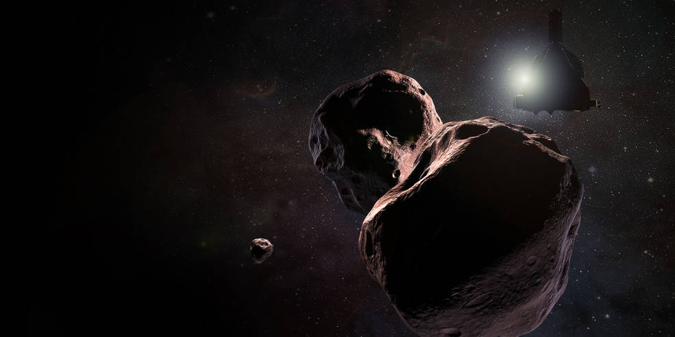 New Horizons' next flyby target might be either peanut-shaped or even two objects orbiting one another.