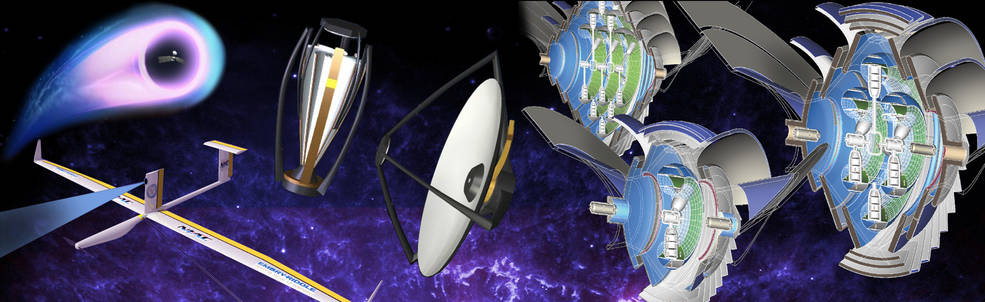 NASA Innovative Advanced Concepts (NIAC) Program Phase II concepts