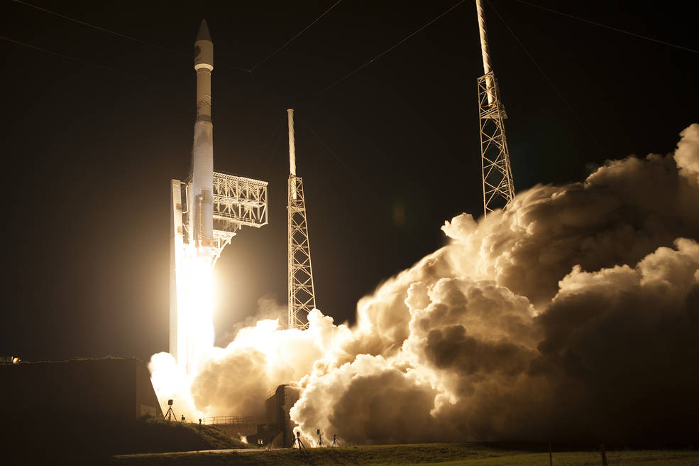 Orbital ATK CRS-6 Launch