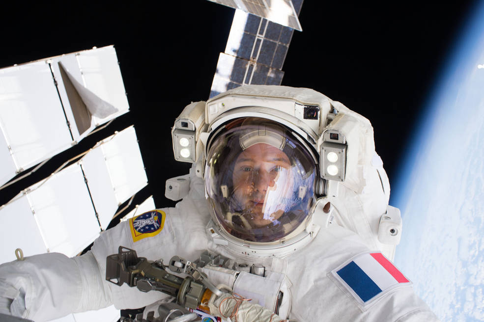 Expedition 50 astronauts will conduct three spacewalks outside the International Space Station in late March and early April.