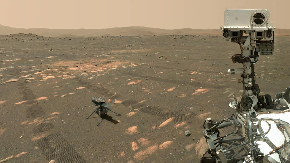 El helicóptero Ingenuity Mars de la NASA comenzará una nueva fase de demostración tecnológica