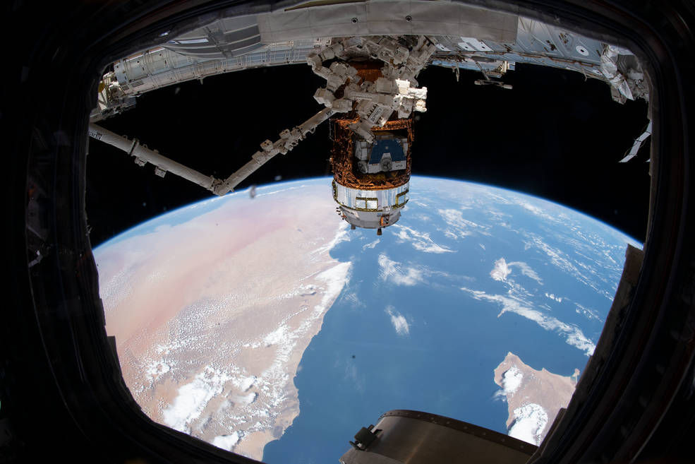 NASA TV to Air Departure of Japanese Cargo Spacecraft from ...